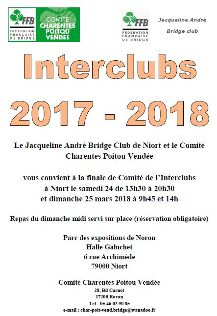Plaquette Interclubs 20180324